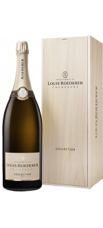CHAMPAGNER LOUIS ROEDERER - COLLECTION 241 - JEROBOAM - MIT ETUI