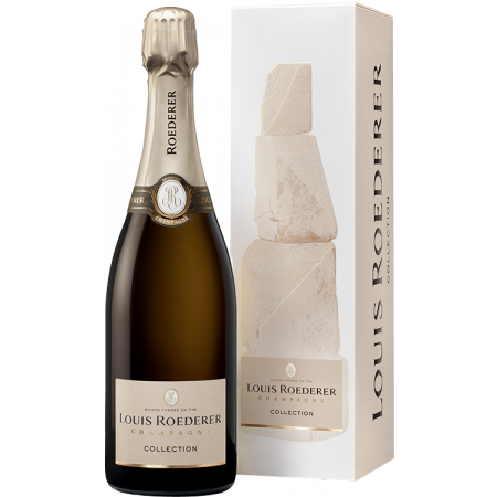CHAMPAGNER LOUIS ROEDERER - COLLECTION 242 - MIT ETUI
