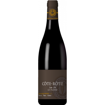 COTE RÔTIE - LE PLOMB 2019 - LES VINS DE VIENNE