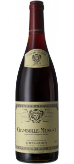 MAGNUM CHAMBOLLE MUSIGNY 2014 - LOUIS JADOT