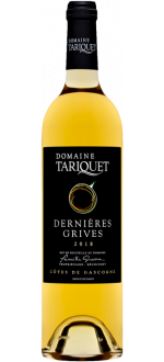 LES DERNIERES GRIVES 2018 - DOMAINE TARIQUET