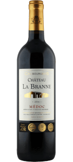 CHATEAU LA BRANNE 2016 - CRU BOURGEOIS