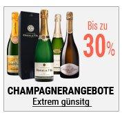 Champagner Angebote