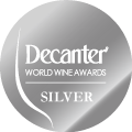 SILBER Medaille - Decanter World Wine Awards 2013