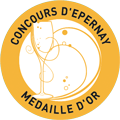 GOLD Medaille - Concours d'Epernay 2010