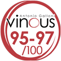 Vinous - Antonio Galloni : 95-97/100