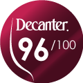 Decanter Wine Awards : 96/100