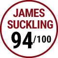 James Suckling : 94/100