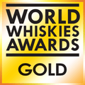 Médaille d'OR World Whisky Awards 2015
