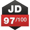 Jeb Dunnuck : 97/100