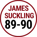 James Suckling: 89-90