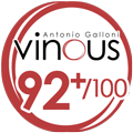 Vinous - Antonio Galloni : 92+/100