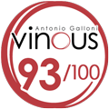 Vinous - Antonio Galloni : 93/100