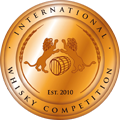 Médaille de Bronze - International whisky competition