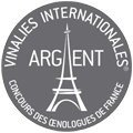 Vinalies d'ARGENT - Vinalies Internationales 2017